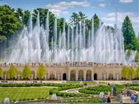 Longwood Gardens, Festival of Fountains