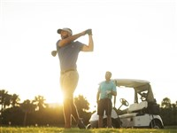 Golfing in Ocean City MD