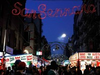 The Feast of San Gennaro in NYC's Little Italy!
