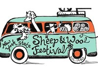 N Y Sheep and Wool Logo
