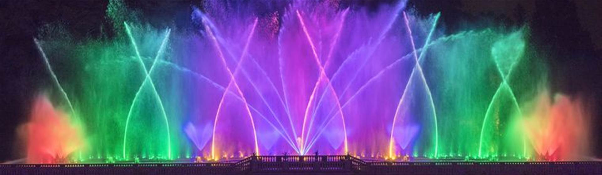 Longwood Gardens, Festival of Fountains